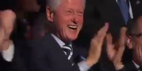 Bill-Clinton-applauds-e1469679736739